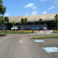 Photo taken at Martinique Aimé Césaire International Airport (FDF) by Sandrine C. on 7/5/2011