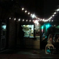 Photo taken at The Original Mikey's Late Night Slice by Russell H. on 9/9/2011