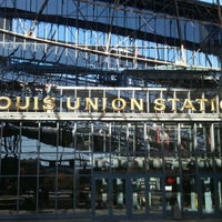 Photo taken at St. Louis Union Station by Christopher W. on 10/8/2011