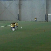 Photo taken at Ultimate Soccer Arena by Tony R. on 9/11/2011
