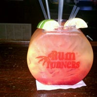 Photo taken at Rum Runners by Ash B. on 9/22/2011