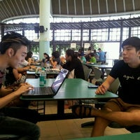 Photo taken at Temasek Polytechnic BizPark by Chester T. on 2/1/2012