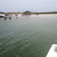 Photo taken at Shell Island by Marla B. on 7/28/2012