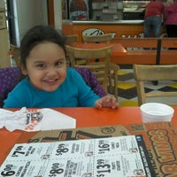 Photo taken at Little Caesars Pizza by Nadine M. on 11/13/2011