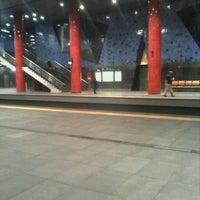 Photo taken at Metro Chelas [VM] by Igor S. on 11/10/2011