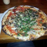 Photo taken at HaPizza by Eran B. on 9/10/2011