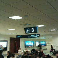 Photo taken at JetBlue by Brydon on 4/11/2012