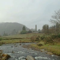 Photo taken at Glendalough Visitor Centre by ddoes1 on 2/11/2012