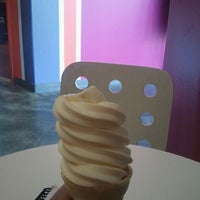 Photo taken at Yogurt Circle by Mayra C. on 11/15/2011