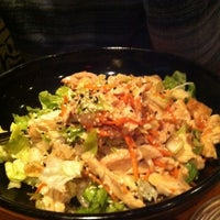 Photo taken at Pei Wei by Kimberlea B. on 2/12/2012