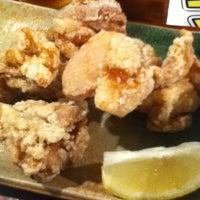 Photo taken at 29酒場 天神 串かっちゃん by おにぎり on 8/28/2012