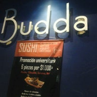 Photo taken at Sushi Budda Delivery by Carolina M. on 9/1/2012