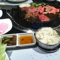Photo taken at Manna Korean BBQ by Diego S. on 7/21/2012