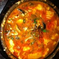 Photo taken at Han Fine Korean Cuisine & More by Synette T. on 10/11/2011