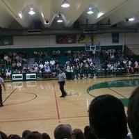Photo taken at St Brendan High School by Venus O. on 1/28/2012