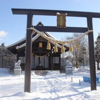 Photo taken at 西の里神社 by n@b on 12/9/2011