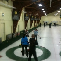 Photo taken at Burlington Curling Club by Frances P. on 11/26/2011