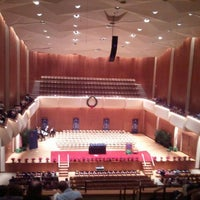Photo taken at Krannert Center For The Performing Arts by Ash on 12/17/2011