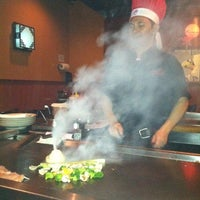 Photo taken at Koto Japanese Steakhouse by Clarisa G. on 12/14/2011