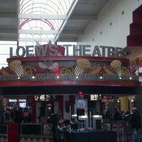 Photo taken at AMC Loews New Brunswick 18 by Dennis O. on 1/29/2012