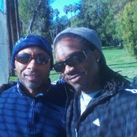 Photo taken at Studio City Golf Course by Brotha R. on 12/20/2011