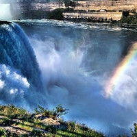 Photo taken at Niagara Falls State Park by Allyson ⚡. on 9/3/2012