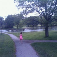 Photo taken at Willmore Park by Adam G. on 5/7/2011
