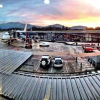 Photo taken at Aeropuerto de Vigo by Viguesesweb v. on 11/30/2011