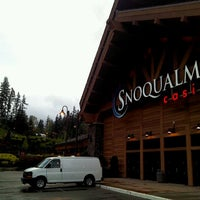 Photo taken at Snoqualmie Casino by PiperVsPiper on 5/1/2012