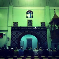 Foto scattata a Masjid al-Hasanah مسجد الحسنة da Ehsan Hanafi il 2/9/2012