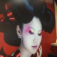 Photo taken at Glamazon Creative Hair Design by Gaston S. on 9/12/2012