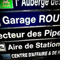 Photo taken at Secteur Des Pipes by Jerome V. on 10/21/2011