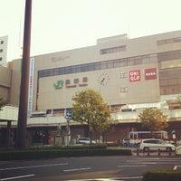 Photo taken at JR Takasaki Station by Naoki M. on 11/4/2011