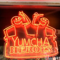 Photo taken at Yumcha Heroes by Markus B. on 7/10/2012
