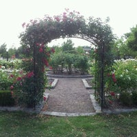 Photo taken at Rose Garden by Clayton M. on 5/2/2012