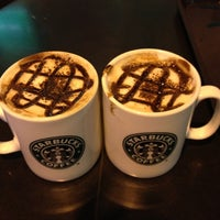 Photo taken at Starbucks by Alex L. on 4/1/2012