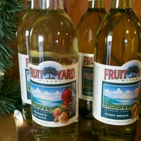 Photo taken at Fruit Yard Winery by Kelly S. on 11/19/2011