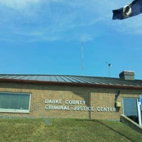 Photo taken at Darke County Sheriff's Office by Clinton R. on 6/21/2012