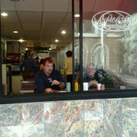 Photo taken at Pearl's Deluxe Burgers by Brandon L. on 10/16/2011