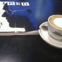 Photo taken at Caffè Nero by James S. on 11/12/2011