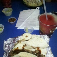Photo taken at Taco Cabana by Angel M. on 11/2/2011