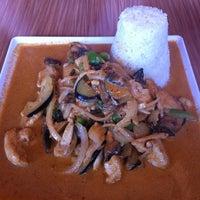 Photo taken at Bangkok Cusine by Sam S. on 8/13/2011