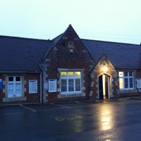 Photo taken at Pewsey Railway Station (PEW) by Mojmir on 11/21/2011