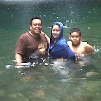 Photo taken at Curug ngumpet by Isenk S. on 12/25/2011