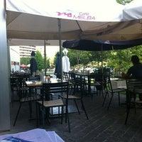 Photo taken at Cafe Melba by Pablo Javier R. on 1/15/2012
