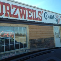 Photo taken at Kurzwells Country Meats by Jessica B. on 1/6/2012