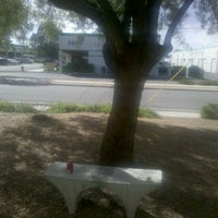 Photo taken at Bench Of Love by Stefanie G. on 9/22/2011