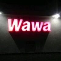 Photo taken at Wawa by Karma S. on 1/6/2012