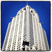 Photo taken at Chrysler Building by Jay G. on 4/5/2012