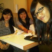 Photo taken at MOS Burger by Amalia P. on 12/8/2011